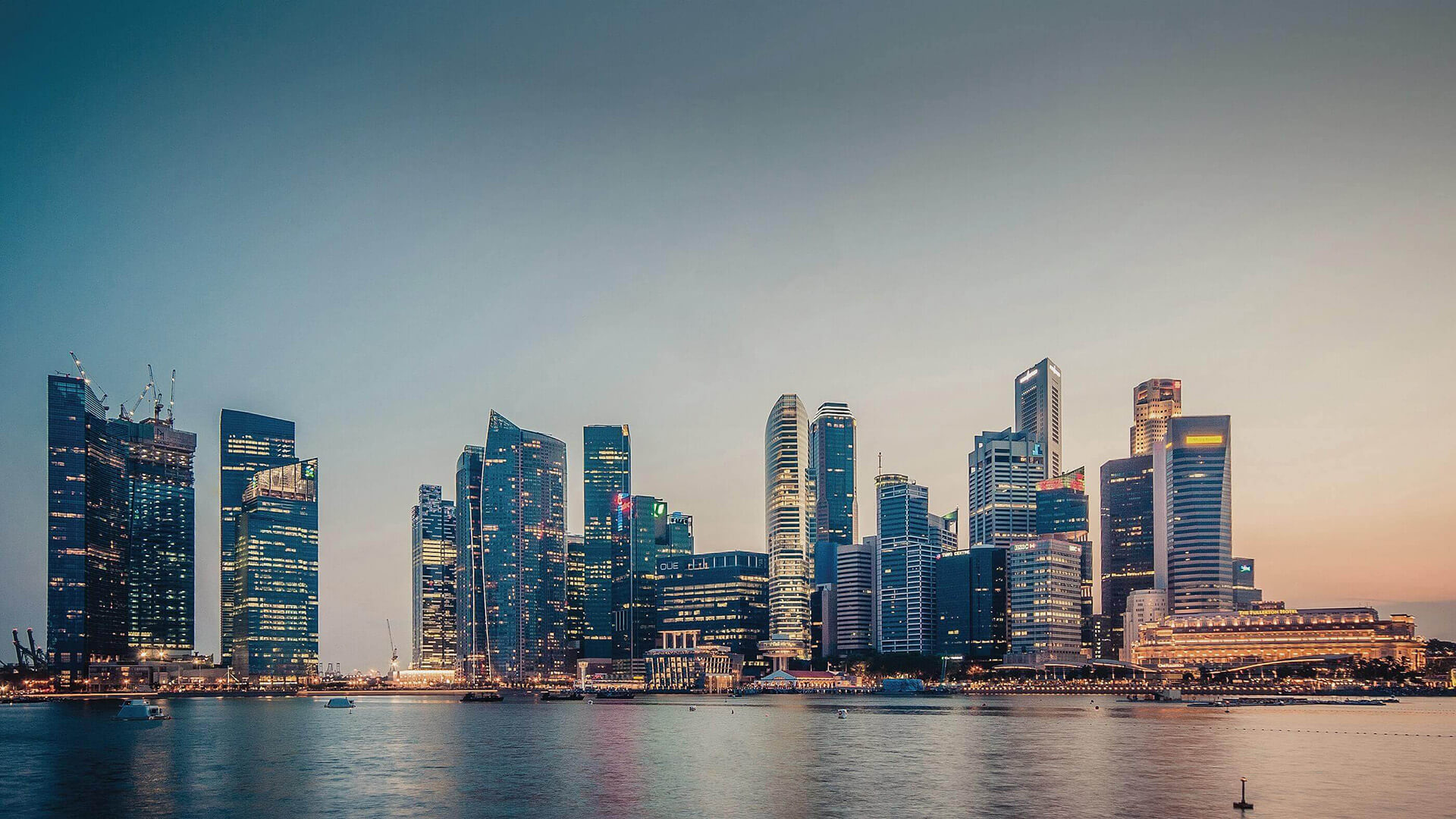 Government subsides for f&B Singapore